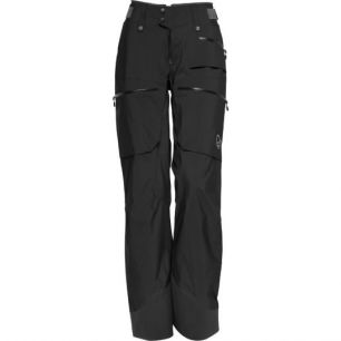 Norrona Lofoten Gore-Tex Pro Light Pants W Caviar