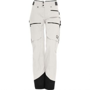 Norrona Lofoten GTX Pro pants W Snowdrop