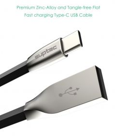 SUPTEC  Cable USB 3.1 Type C  Fast Charging   кабель для зарядки TYPE-C 100 см с/п до 480 Мbs