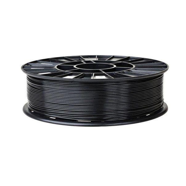 REC пластик PLA 2.85 мм Черный