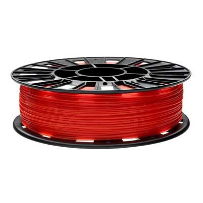 REC пластик PLA 2.85 мм Красный