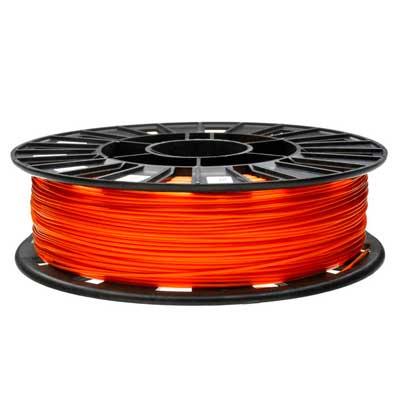 REC пластик PLA 1.75 мм Ярко-оранжевый