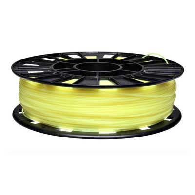 REC пластик PLA 1.75 мм Ярко-желтый