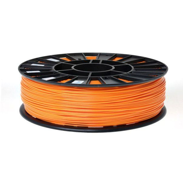 REC пластик ABS 2.85 мм Оранжевый