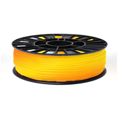 REC пластик ABS 1.75 мм Прозрачно-оранжевый