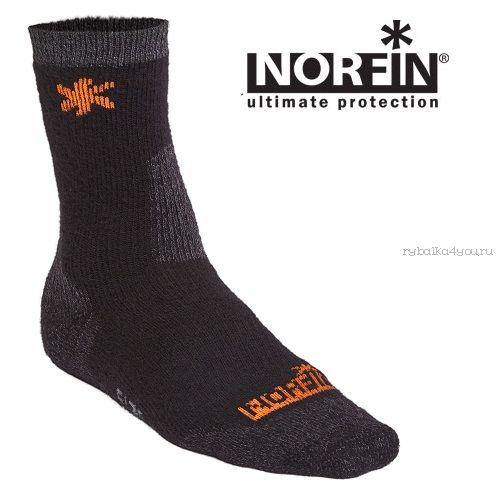 Купить Термоноски Norfin Wool (Артикул: 303801)