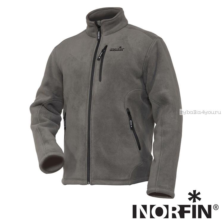Купить Куртка флисовая Norfin North Grey