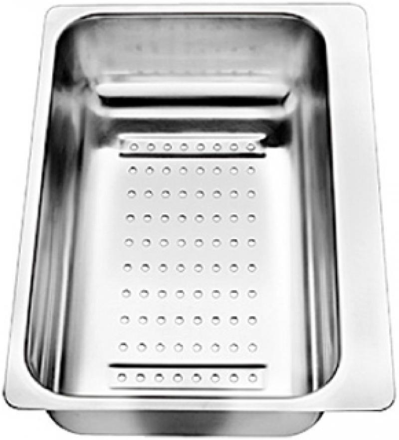 Коландер Blanco METRA 6/6S COMPACT 217796 нержавеющая сталь