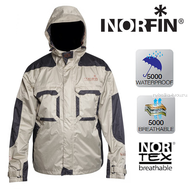 Купить Куртка Norfin Peak Moss