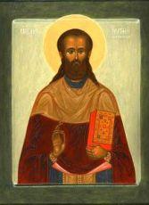 Матфий Касимовский (Рябцев) (рукописная икона)