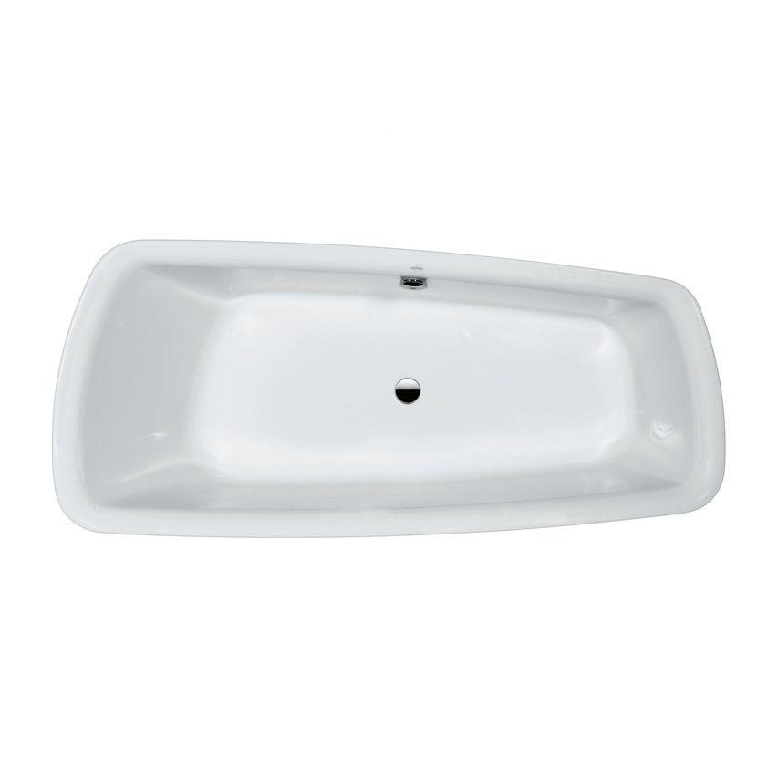 Акриловая ванна с подсветкой Laufen Palomba 180х80 2.4280.1 ФОТО