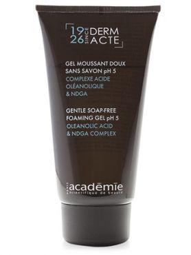 Academie Derm Acte Acne Нежный гель для умывания pH5