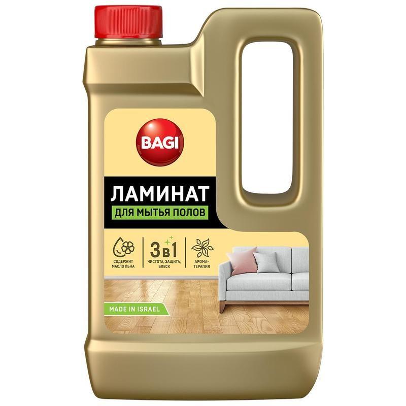 Баги Ламинат Средство для мытья пола 550 мл