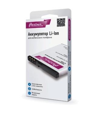Аккумулятор Partner для Sony Xperia Z1, Z1S (LIS1525ERPC, 1588-4170, AGPB011-A001), 3000mah
