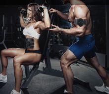 Миостимулятор EMS-Trainer для мышц и похудения