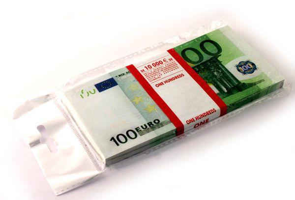 Забавная Пачка 100 евро