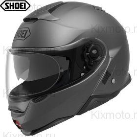 Шлем Shoei Nеоtec II, Матовый глубокий серый