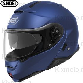 Шлем Shoei Nеоtec 2, Матовый синий