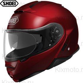 Шлем Shoei Nеоtec 2, Винный красный