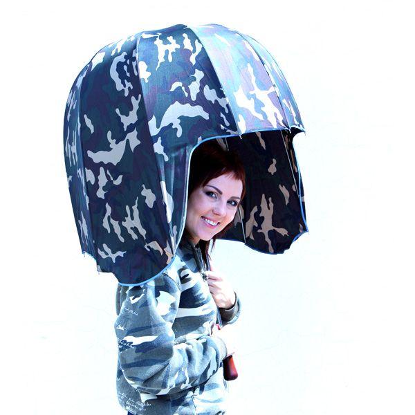 Зонт Армейская каска