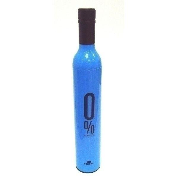 Зонт в бутылке синий 0