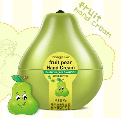 Крем для рук «BIOAQUA» зеленая груша.(5965)