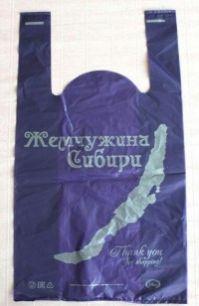 """Пакет """"Жемчужина Сибири"""" 31*57 см 33 мкм 50 шт."""