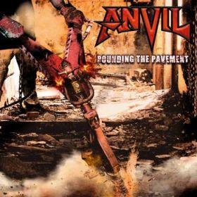 "ANVIL ""Pounding The Pavement"""