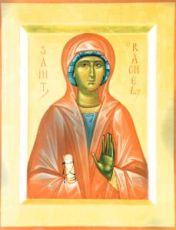 Рахиль (рукописная икона)