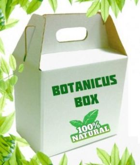 BOTANICUS Box - 1 + маска в подарок!