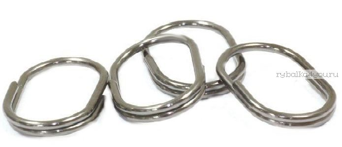 Кольца заводные Kosadaka 1215N(упаковка)