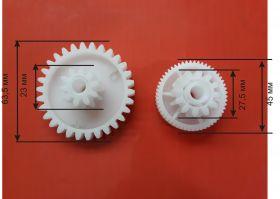 Комплект шестеренок к электромясорубки Polaris