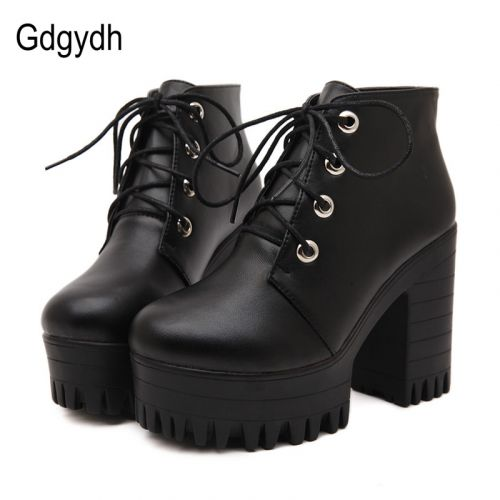 Ботинки жен