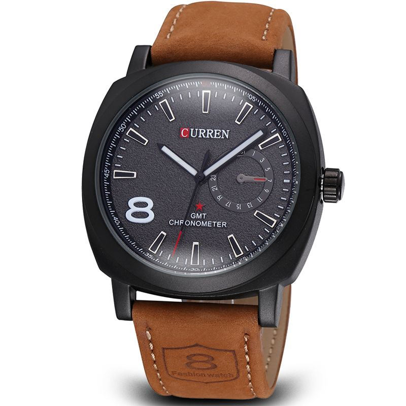 Часы Мужские Кварцевые Curren 8139