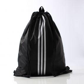Сумка-мешок adidas Tiro 15 Gym Bag чёрная