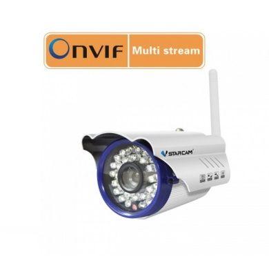 Камера видеонаблюдения VStarcam C7815WIP уличная WiFi камера P2P, HD