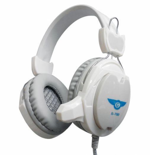 Мониторные наушники с микрофоном JINMAI G700