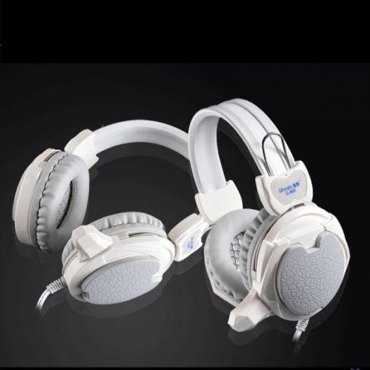 Мониторные наушники с микрофоном JINMAI G800