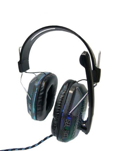 Мониторные наушники с микрофоном JINMAI JM668