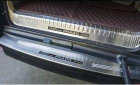 Накладка в багажник для Toyota Land Cruiser Prado 150