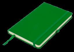 зеленый бизнес-блокнот Silky