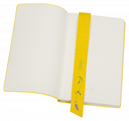 заказать желтый бизнес-блокнот Provence