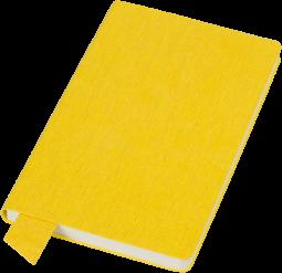 желтый бизнес-блокнот Provence