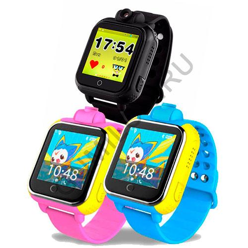 Умные детские часы с GPS Smart Baby Watch GW1000 (G75, Q100)