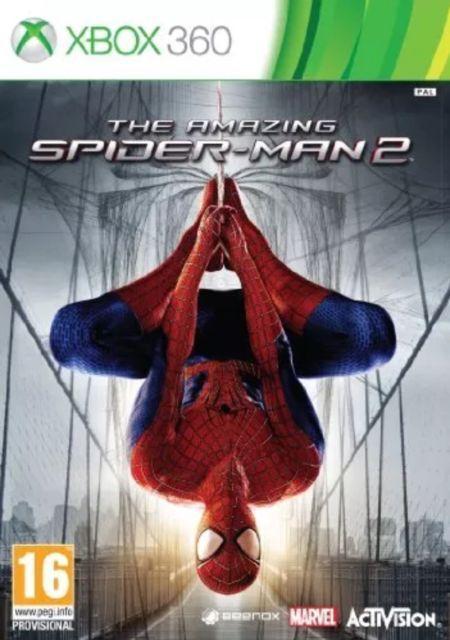 Игра The Amazing Spider-Man 2 (Xbox 360)