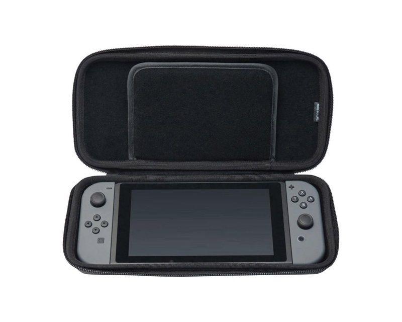 Защитный чехол Hori для Nintendo Switch Черный