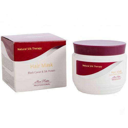 Маска для волос (натуральный шелк) Mon Platin Professional (Мон Платин Профешнл) 250 мл