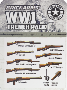 WW1 Trench Pack