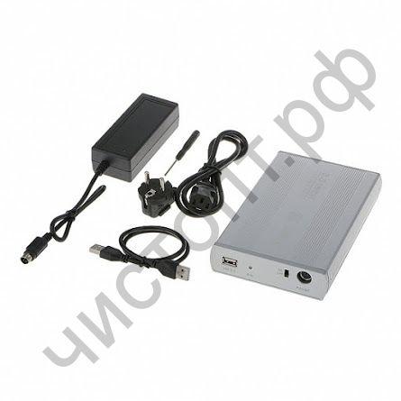 """Внешний бокс для HDD DH-27 (3.5"""",USB 2.0)"""