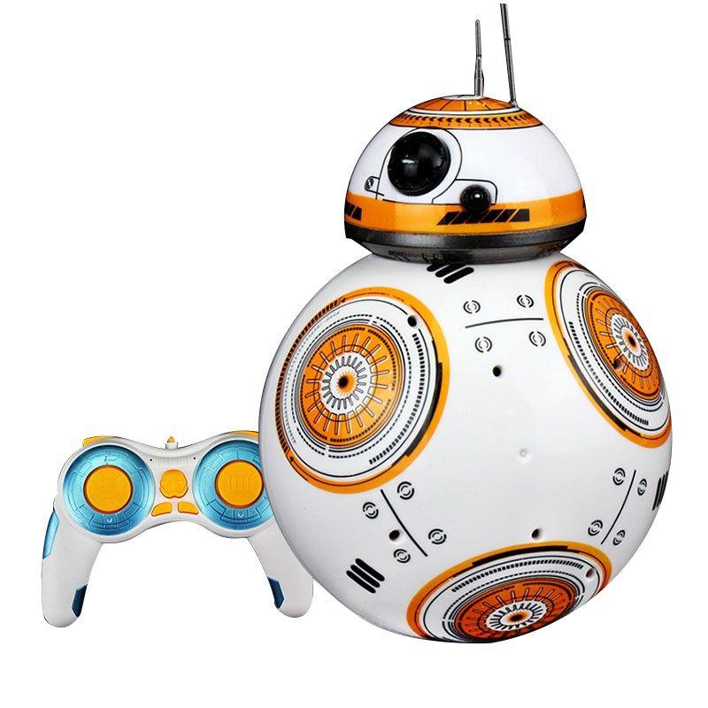 Дистанционно управляемый дроид Star Wars BB-8